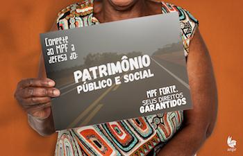 Banner Patrimônio Público Social